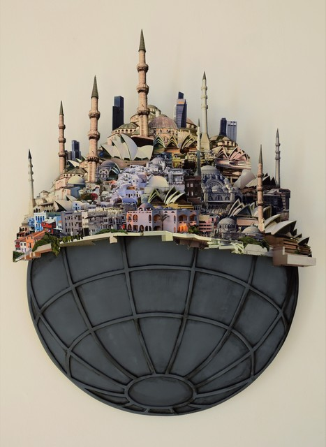 , 'FUTURE CITY 11 ,' , VILTIN Gallery