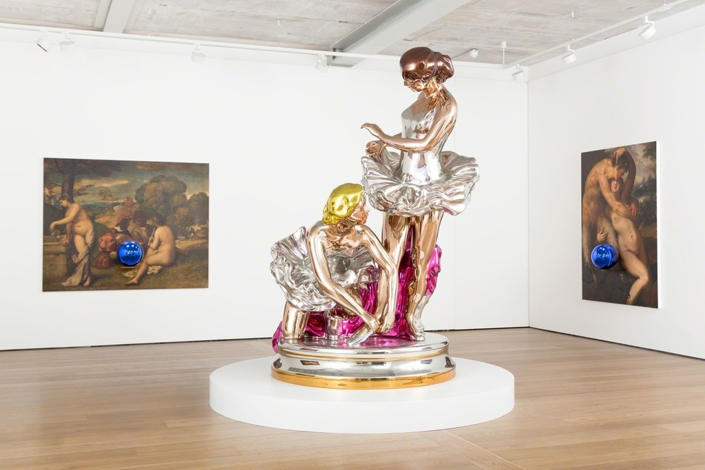 Image result for Jeff Koons