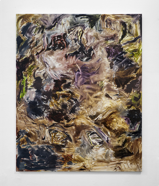 Joaquin Boz, 'Untitled', 2018-2019, Painting, Oil on canvas, Barro
