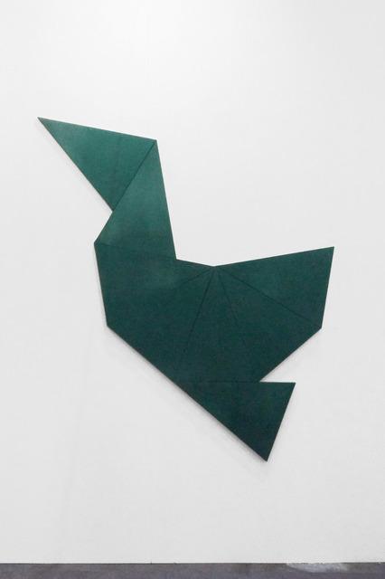 , 'Tangram (Bird),' 2011, Frutta