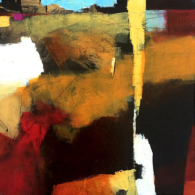 Ann Shogren, 'Under the Red Rock', ÆRENA Galleries and Gardens