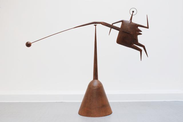 Philippe Hiquily, 'CLAUDINETTE - LA COSMONAUTE', 1984, Galerie Loft