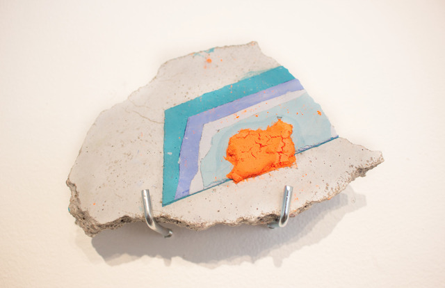 , 'Frescoe, C.P.W.D. fragments, Delhi,' 2018, Fridman Gallery