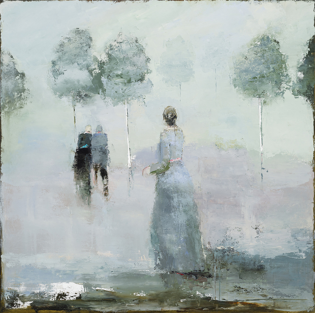 France Jodoin, 'In Silence, Memory is Strong', 2018, Painting, Oil on Linen, Shain Gallery