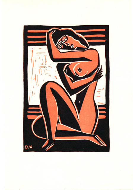 , 'Nude,' , Nasui Collection & Gallery