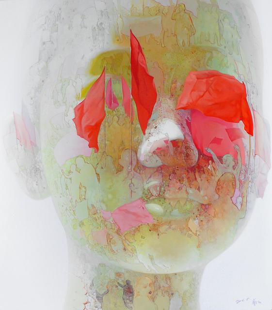 , '脸系列 Face ,' 2011, Linda Gallery