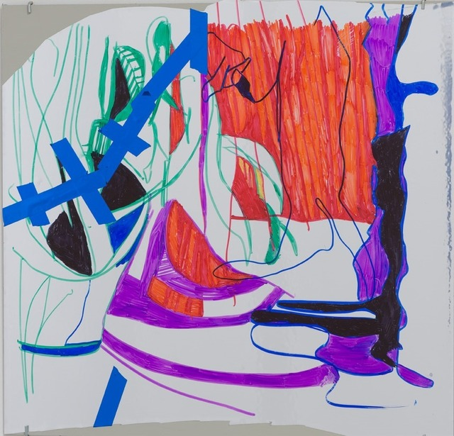 , 'Self-portrait V,' 2018, Galerija VARTAI