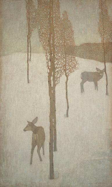 , 'Quiet Winter Morning,' 2016, Gallery 1261