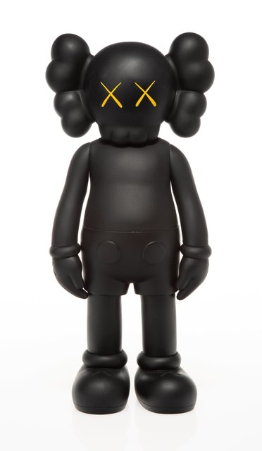 KAWS, 'Five Years Later Companion (Black)', 2004, Heritage Auctions