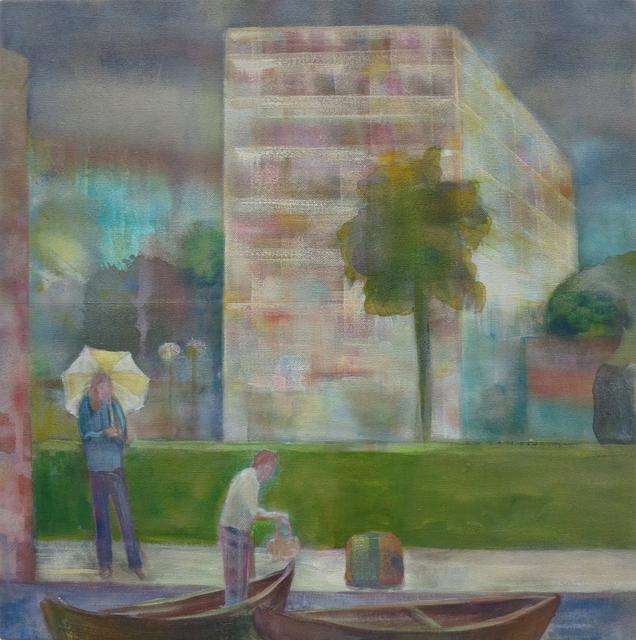, 'Island,' 2019, Galerie Kleindienst