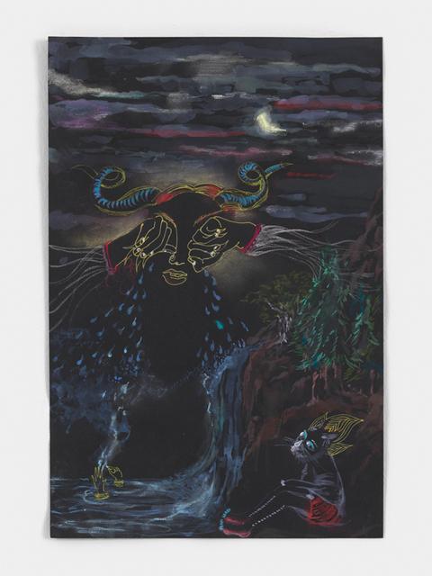 Chitra Ganesh, 'End of Summer Tears', 2019, Gallery Wendi Norris