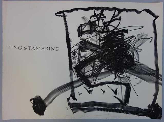 Walasse Ting 丁雄泉, 'Ting & Tamarind', 1964, David Lawrence Gallery