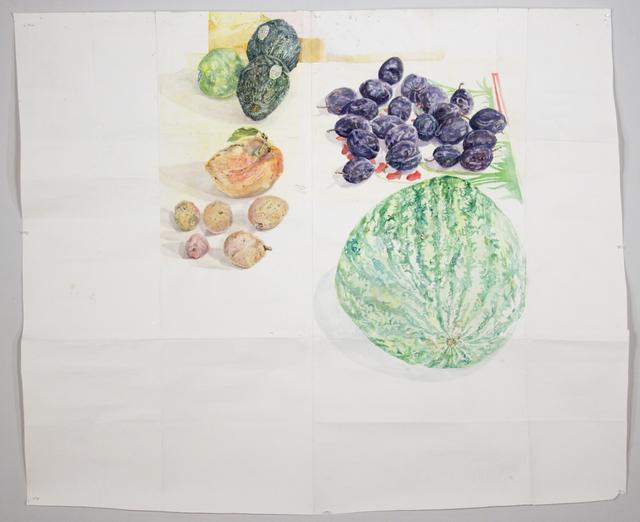 , 'Fruit,' 2015, Pierogi