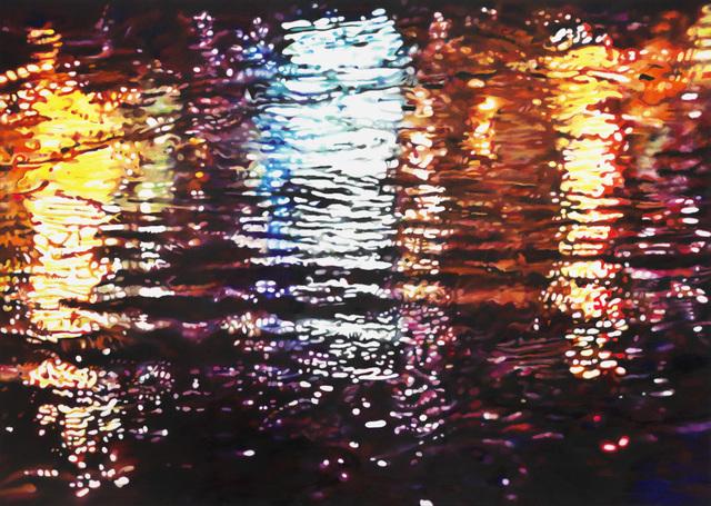 , 'Tagnacht,' 2019, Lachenmann Art