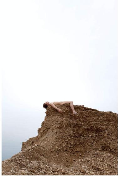 , 'Living on the edge of self control,' , Galerie Kandlhofer