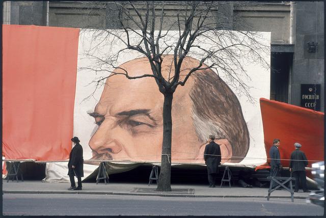 , 'Moscow, USSR,' 1967, Edwynn Houk Gallery