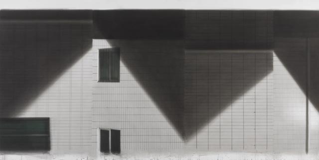 , 'Shadow 1/2 二分之一阴影,' 2014, PIFO Gallery