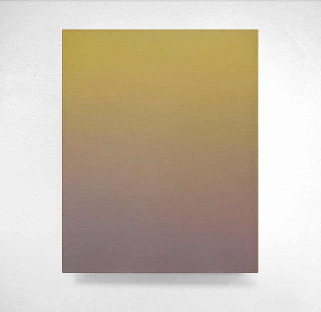 Ditte Ejlerskov, 'Small Dream Gradient 8', 2020, Painting, Mixed media on canvas, Galleria Bianconi