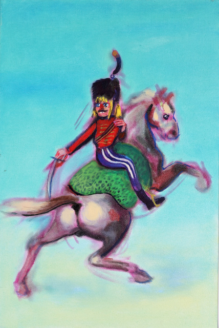 , 'After Gericault's Buttocks,' 2019, Rosenfeld Gallery