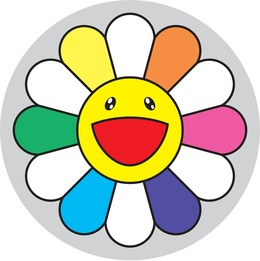 Takashi Murakami, 'Flower of Joy - Multicolor Mint', 2007, Gagosian