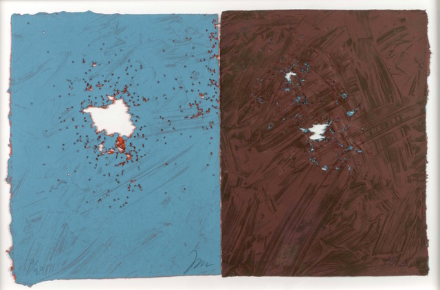 , 'Shotgun (315.04),' 1982, Leslie Sacks Gallery