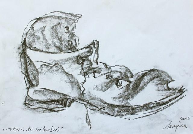 , 'March to freedom,' 2005, Gallery Katarzyna Napiorkowska | Warsaw & Brussels