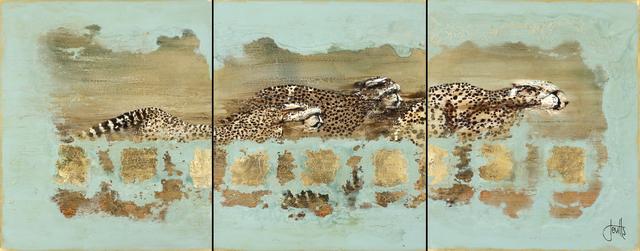 , 'Sprinting Cheetahs,' , Belgravia Gallery