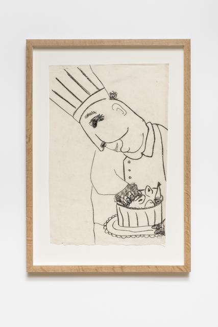 , 'Famous Chef No. 6 ,' 2017, Galerija VARTAI
