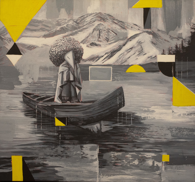 Sofia Echeverri, 'Tlacolotera Embarcada', 2018, Flux//Zone