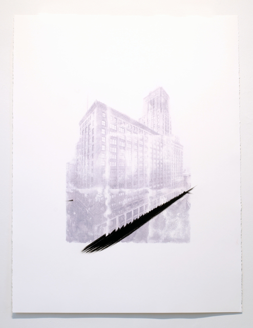 José Yaque, 'River Detroit V', 2017, Wasserman Projects