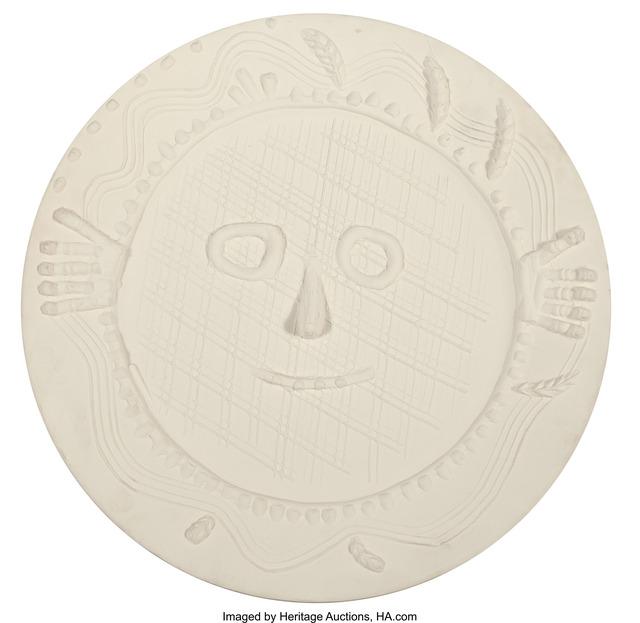 Pablo Picasso, 'Visage', 1960, Heritage Auctions