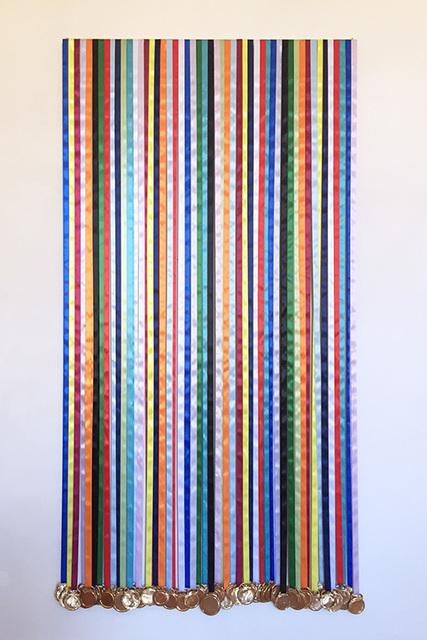 , 'G.O.A.T.,' 2017, Studio SALES di Norberto Ruggeri