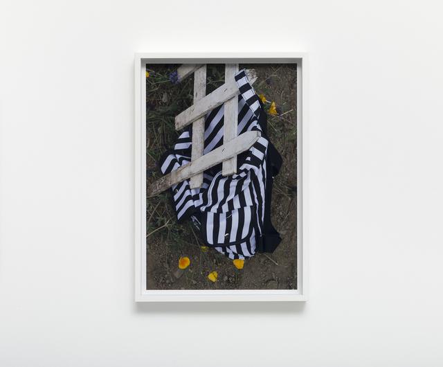 , 'Fence Study no. 2,' 2017, Nils Stærk
