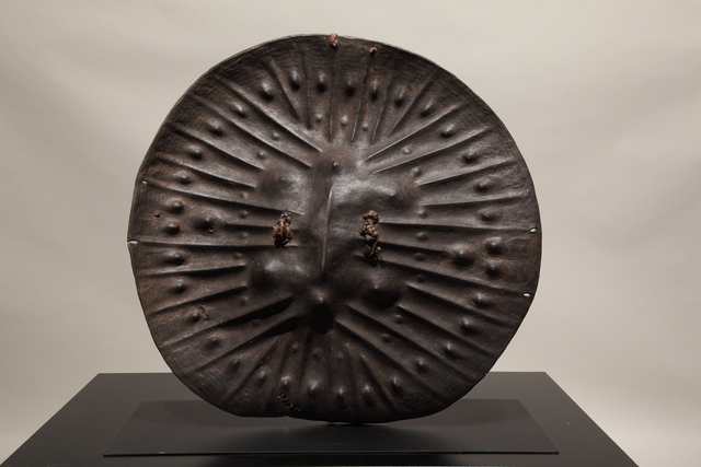 , 'Oromo War Shield,' Late 19th -Early 20th Century, Bill Lowe Gallery