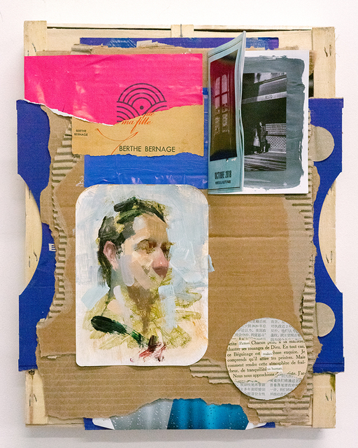 , 'Fiction Makes Us Human,' 2018, Hashimoto Contemporary