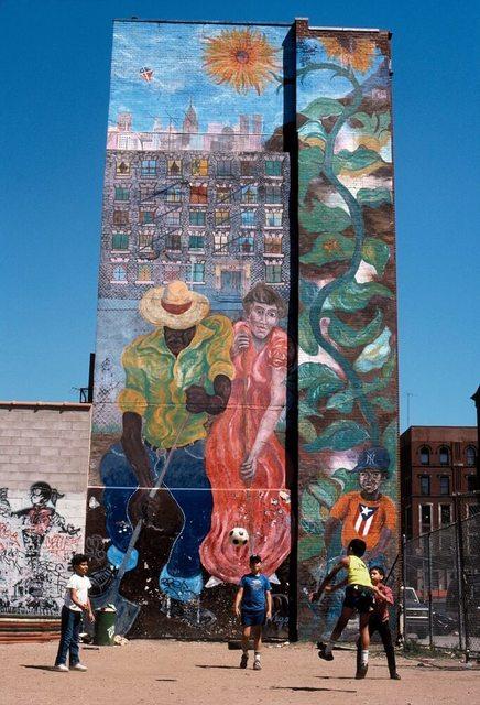 , 'Kids play, Spanish Harlem, NY,' 1988, Galerie Bene Taschen