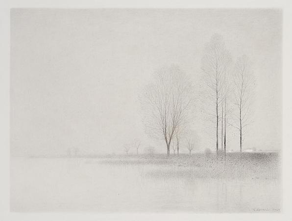 , 'Vid sjon (By the Lake),' 1969, Pucker Gallery