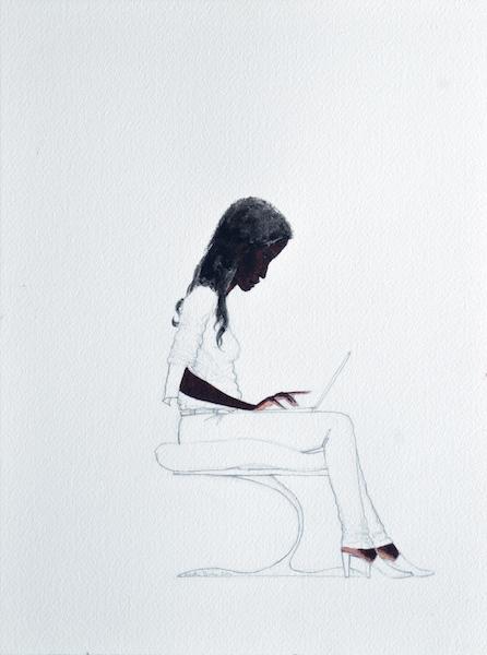 , 'Notebook III,' 2013, Ed Cross Fine Art