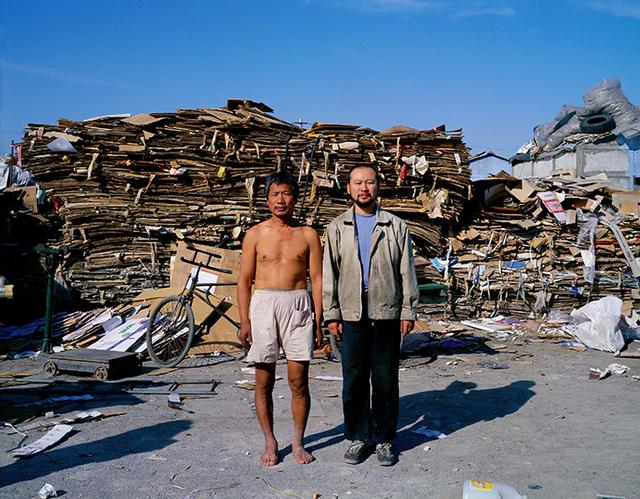 , 'Identity Exchange Series, Scrap Collector,' 2004, Contemporary by Angela Li