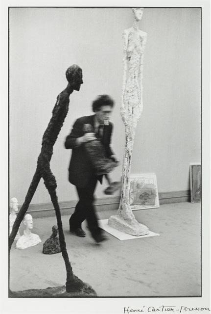 , 'Alberto Giacometti,' 1961, Parrish Art Museum