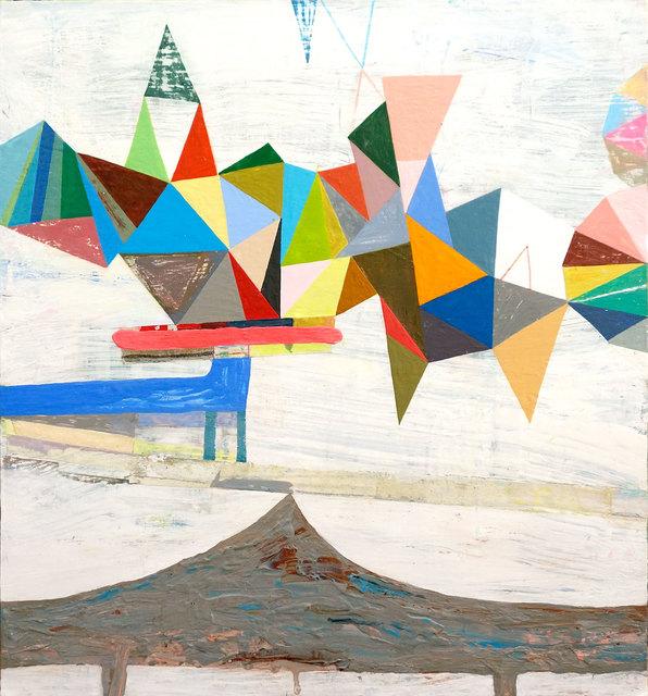 , 'Untitled (GB40),' 2017, George Billis Gallery