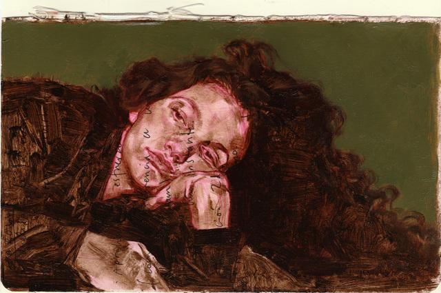 , 'Cristina, Verde,' 2019, Gallery 1261