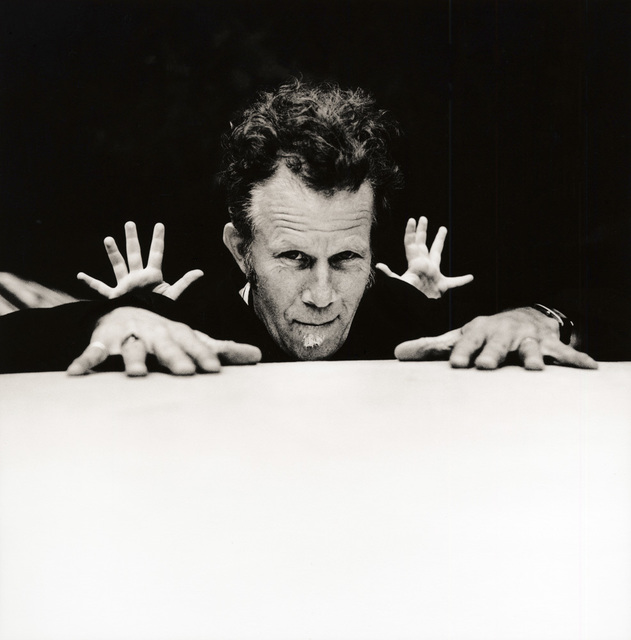 , 'Tom Waits, Sebastopol,' 2002, Zeno X Gallery