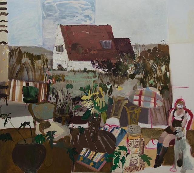 , 'Mesdames Moustache,' 2018, Maurits van de Laar