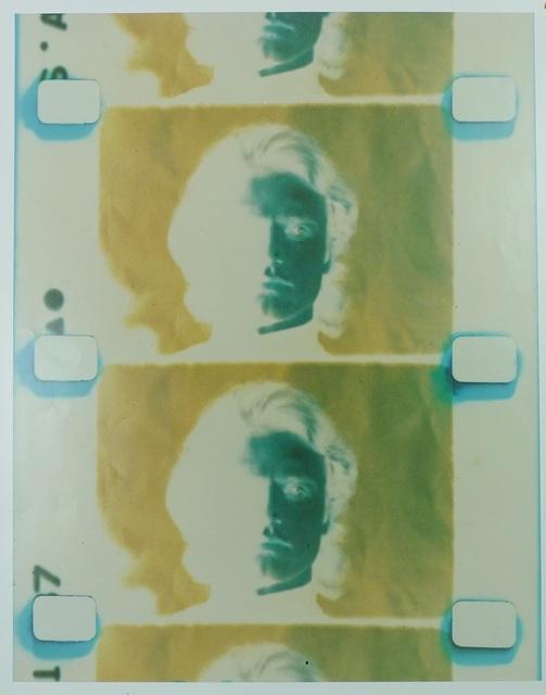 Andy Warhol, 'Screen Test (Gerard Malanga)', 1965, Photography, Paper, Bengtsson Fine Art