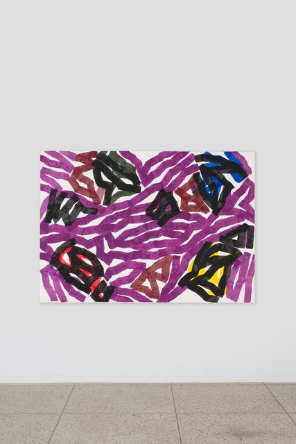 Janos Ber, 'Untitled', 2017, Phosphorus & Carbon