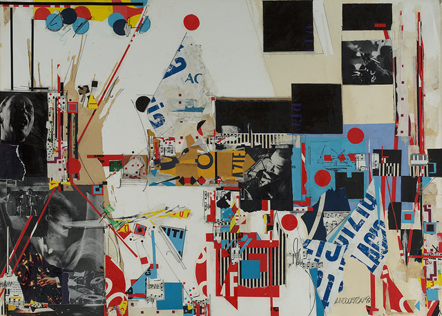 , 'Jam session,' 1993, Spanierman Modern
