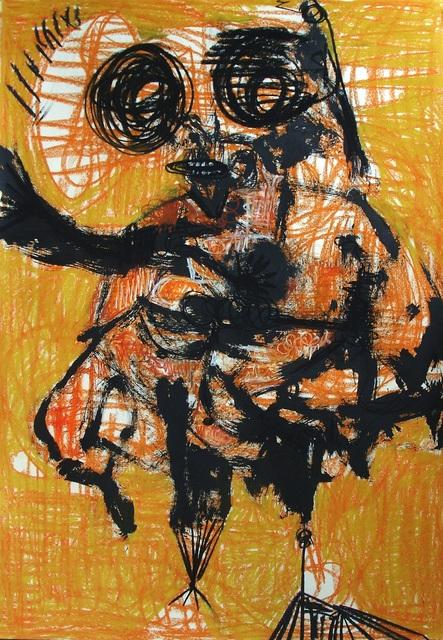 Parmis Sayous, 'Untitled', 2019, Galerie Claire Corcia
