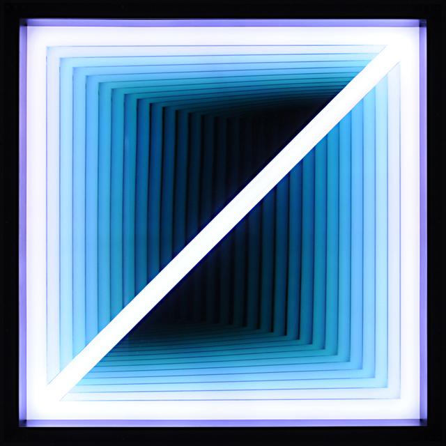 , 'Diagonal #1,' 2017, C. Grimaldis Gallery