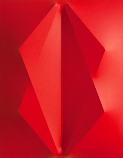 , 'Rosso,' 2012, Partners & Mucciaccia